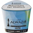 Alwazir Blubarry Mynt Nr.6 250g