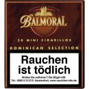 Balmoral Dominican Selection Mini Cigarillos