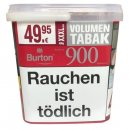 Burton Volumen Tabak Full Red XXXL 400g