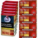 Pall Mall Authentic Tobacco Red XL Sparset