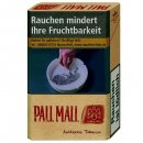 Pall Mall Red Authentic Tobacco