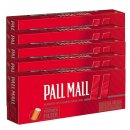 Pall Mall Red Xtra Filterhülsen 5er Pack
