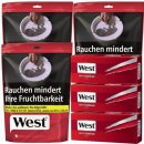 West Red Volume Tobacco Spar Set 4