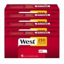 West Special Filter Size Red Filterhülsen 4er Pack