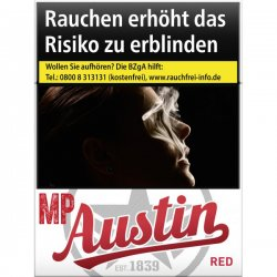 Austin Red Mega Pack