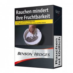 Benson & Hedges Black L