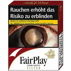 Fair Play Full Flavor Zigaretten Big Pack