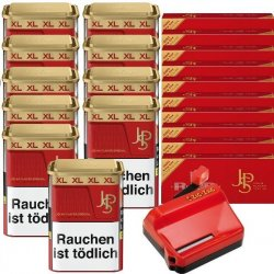 JPS Red XL Spar Set