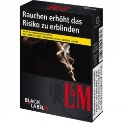 L&M Black Label XL