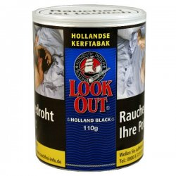 Look Out Holland Black 110g