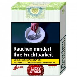 Lucky Strike ohne Filter Soft