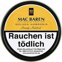 Mac Baren Golden Ambrosia 100g