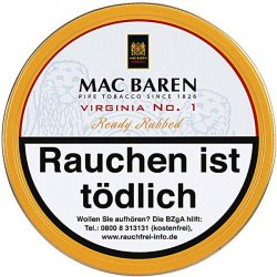 Mac Baren Virginia No.1 100g