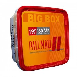 Pall Mall Allround Red Big Box 160g