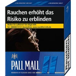 Pall Mall Blue XXXL