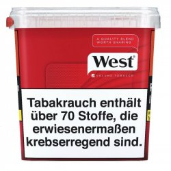 West Red Volume Tobacco 290g