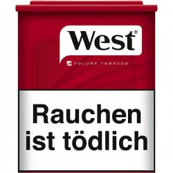 West Red Volume Tobacco 55g