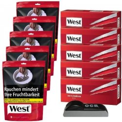 West Red Volume Tobacco Spar Set 1