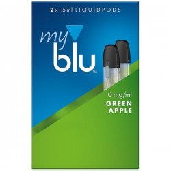 myblu Pod Green Apple