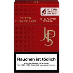 JPS Red Filter Cigarillos