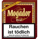 Mogador Red Naturdeckblatt