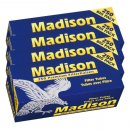 Madison 250er Filterhülsen 4er Pack