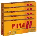 Pall Mall Allround Red Xtra Filterhülsen 5er Pack