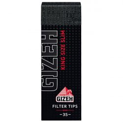 GIZEH Filter Tips King Size Slim