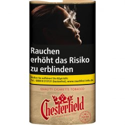 Chesterfield True Red 5 x 30g
