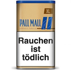 Pall Mall Authentic Tobacco Blue XL 65g