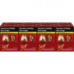 Gauloises Blondes Rot 2XL
