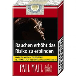 Pall Mall ohne Filter Soft