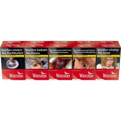 Winston Red Big Pack L