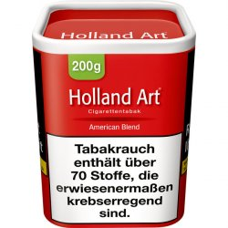 Holland Art American Blend 200g