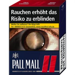 Pall Mall Red XXL