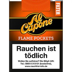 Al Capone Pockets Flame Filter
