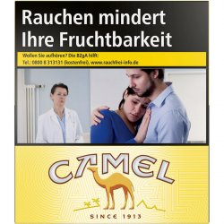 Camel Yellow Big Pack XXXXL