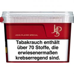 JPS Red XL Volume Tobacco Mega Box 175g