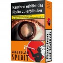 American Spirit Orange Big Pack