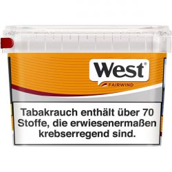 West Yellow Volume Tobacco 242g