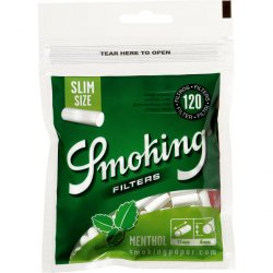 Smoking Menthol Slim Filter