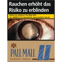 Pall Mall Authentic Blue XXL