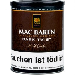 Mac Baren Dark Twist 250g