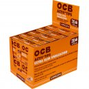 OCB Activ'Tips Extra Slim Unbleached 6mm 20er Pack