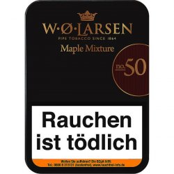 W.O.Larsen Maple Mixture No.50 100g