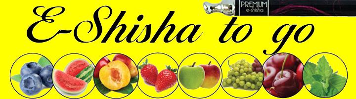 Premium E-Shisha to go