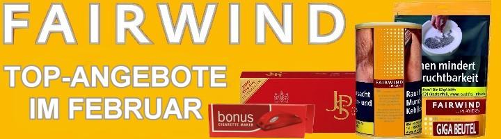Fairwind Werbung