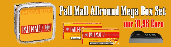 Pall Mall Mega Set
