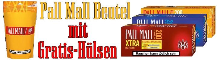 Pall Mall mit Gratis-H�lsen