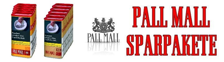 PALL MALL SPARPAKETE
